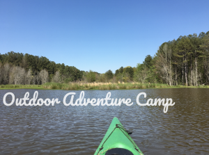 Outdoor Adventure Camp @ Various Nature Areas