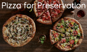 Pizza for Preservation @ Mellow Mushroom Pizza PTC