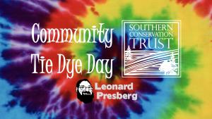 Community Tie Dye Day @ The Ridge Nature Area